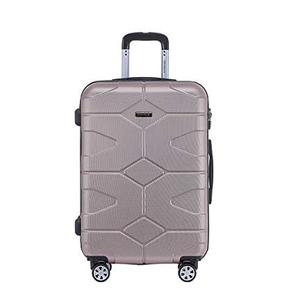 BEIBYE-TSA-Schlo-Airwheel-Businesstrolley-2035-Hartschalenkoffer-Koffer-Handgepck-Trolley-Rollkoffer