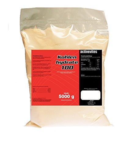 Maltodextrin 19 GAINER 5kg Kohlenhydrate 100% Muskelaufbau (2,99 Eur/kg)