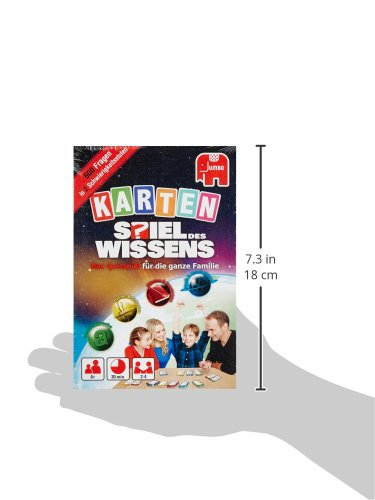Jumbo-Spiele-18180-Spiel-des-Wissens-Kartenspiel-farbig