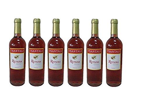 6x-Retsina-Rose-je-750ml-125-geharzter-Roswein-Ros-Wein-Griechenland-trocken-2-Probier-Sachet-Olivenl-aus-Kreta-a-10-ml