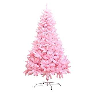 JRL-Rosa-Fichte-Baum-Paket-Schnee-Strmten-Knstliche-Bleistift-Weihnachtsbaum-Weihnachten-Ball-Ornamente-Dekoration-Tannenbaum-Encryption-Tree