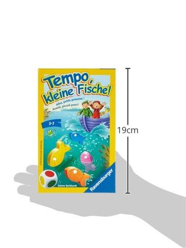 Ravensburger-23334-Tempo-kleine-Fische-Mitbringspiel