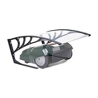 Relaxdays-Garage-fr-Rasenroboter-UV-Schutz-Regenschutz-witterungsfest-HxBxT-47x82x102-cm-Polycarbonat-transparent