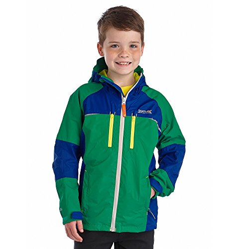 Regatta Great Outdoors Kinder Jacke Point 214 Junior Allpeaks, Wasserfest