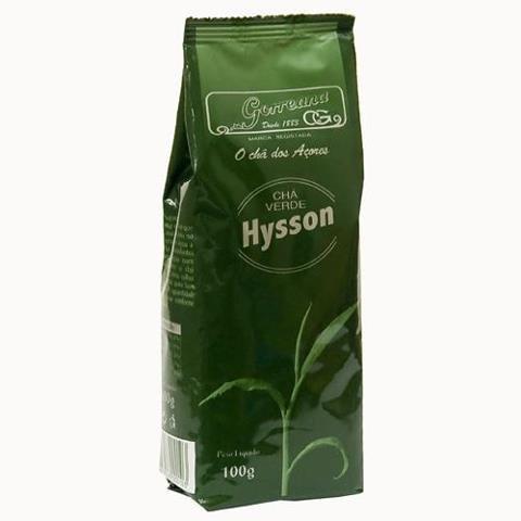 Gorreana-Lose-Blatt-Hysson-Grner-Tee-100g