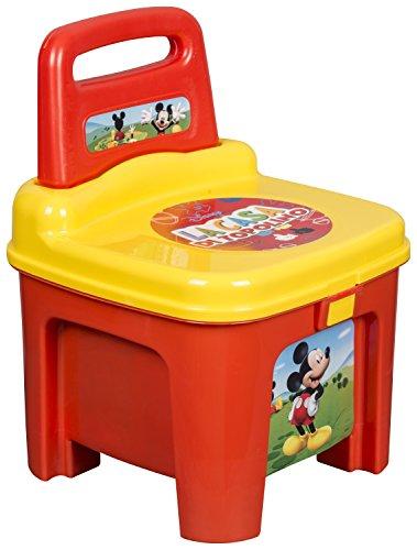 Unbekannt-SAMBRO-tym-003-dsm-Mickey-Mouse-Aufbewahrung-Sitz-mit-Bausteine