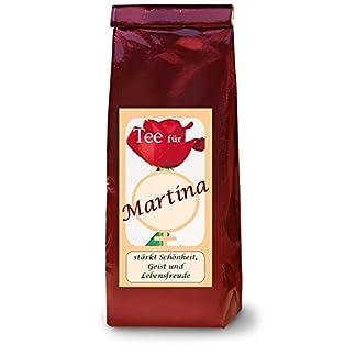 Martina-Namenstee-Frchtetee