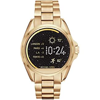 Michael-Kors-Wearable-Digital-Quarzwerk-Edelstahl-MKT5001