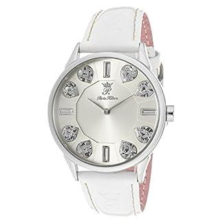 Paris-Hilton-Damen-Armbanduhr-JOY-Stone-Analog-Quarz-Leder-PH13524MS
