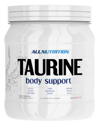 ALLNUTRITION Taurine Aminos Aminosäure BCAA Muskelmasse Mit Vitamin C Bodybuilding 500g