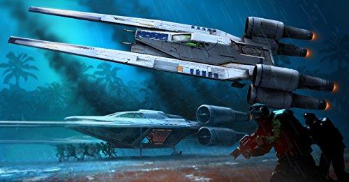 Revell-Modellbausatz-Star-Wars-Rebel-U-Wing-Fighter-im-Mastab-1100-Level-1-originalgetreue-Nachbildung-mit-vielen-Details-Build-Play-mit-LightSound-zum-Bauen-Spielen-06755