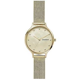 Skagen-Damen-Uhren-Analog-Quarz-Edelstahl-32002470