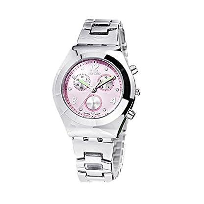 Souarts-Damen-Armbanduhr-mit-Leuchtziffern-Deko-Uhr-mit-Batterie-Charm-Geschenk