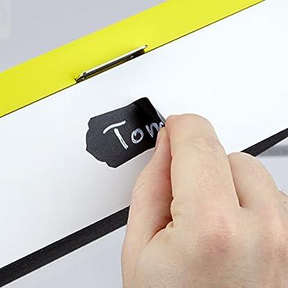 KLAGENA-93-Tafelaufkleber-zum-Beschriften-in-3-verschiedenen-Gren-Tafel-sticker-Vinyl-aufkleber-Kitchen-Labels-Tafelfolien-Sticker-Tafel-Etiketten-Kchen-Aufkleber-mit-2-Jahren-Geld-zurck-Garantie