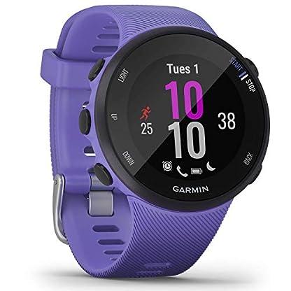 Garmin-Forerunner-4545-S-GPS-Laufuhr-im-schlanken-und-leichten-Design-Trainingsplne-Fitness-Tracker