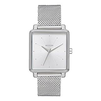 Nixon-Damen-Analog-Quarz-Uhr-mit-Edelstahl-Armband-A1206-1920-00