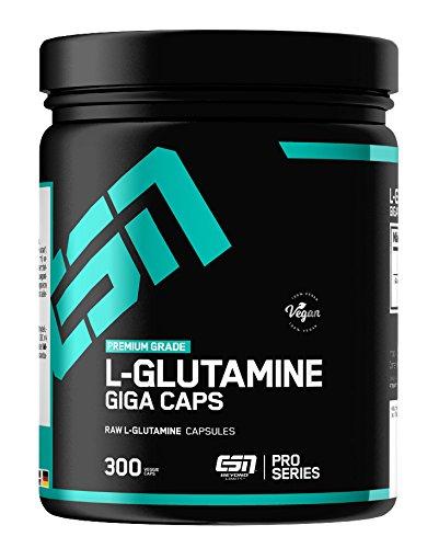 ESN L-Glutamine Giga Caps, 300 Kapseln