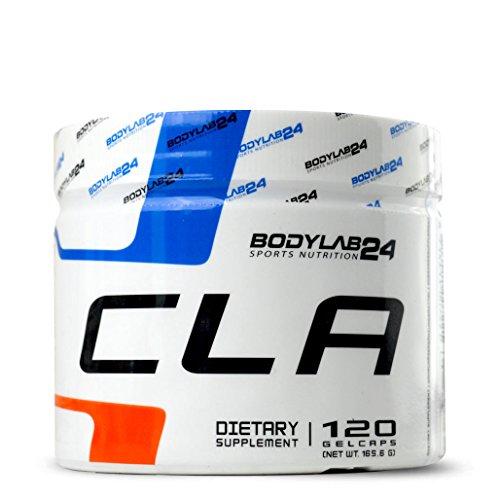 Bodylab24 CLA Kapseln, 120 Kapseln