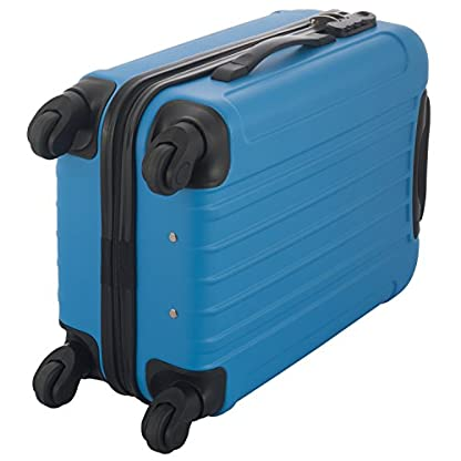 Cahoon-Hartschalen-Koffer-Trolley-Handgepck-4-Rollen-Reisekoffer-301-S-M-L-zur-Auswahl