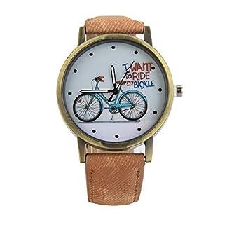 Armbanduhr-jungen-Liusdh-Uhren-Retro-Uhrdenimbanduhr-Fahrraddruckmann-und-Studentinpaaruhren