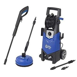 Hochdruckreiniger-Annovi-Reverberi-475-AR-160-bar-480-LiterStunde–2000-W-Schlauchtrommel-8-Meter-Wasser-50-