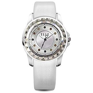 Elle-el20286s01-N–Armbanduhr-Lederband