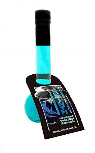 Absinth-Arctic-Blue-Laborkolben-Flasche-02L-Eisbonbon-Mit-maximal-erlaubten-Thujon-35mgL-55-Vol