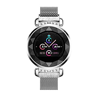 A-Artist-Sportuhr-Bluetooth-Smartwatch-Fitness-Uhr-Intelligente-Armbanduhr-Fitness-Tracker-Smart-Watch-Kamera-Allround-multisportuhr-mit-Schrittzhler-Pulsuhr-iOS-und-Android-Watch