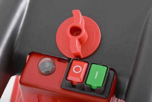 Hecht-Elektro-Hcksler-6284-XL-Gartenhcksler-Schredder-mit-2800-Watt