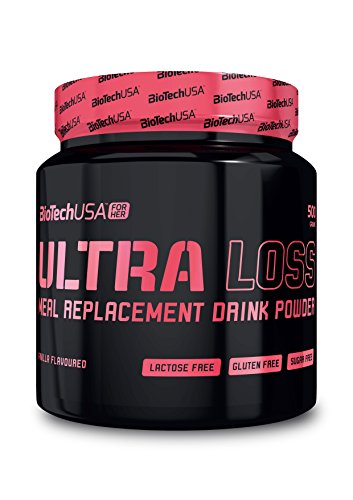BiotechUSA FOR HER Ultra Loss Erdbeere 500 g Dose