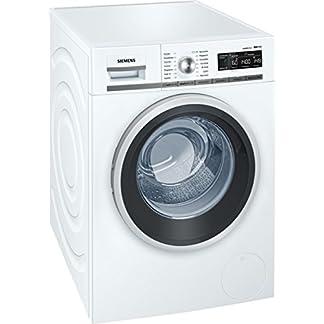 Siemens-iQ700-WM16W540-iSensoric-Premium-WaschmaschineA1600-UpM8kgweiVarioPerfectAntiflecken-SystemSelbstreinigungsschublade