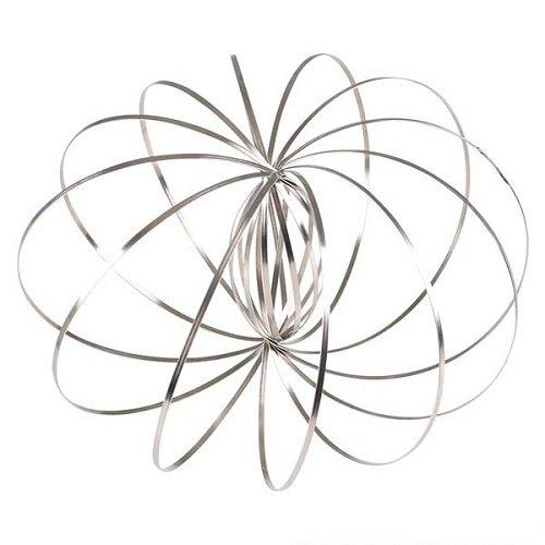 JohnToy-Magische-Ringe-13-cm-Silber