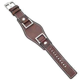 Fossil-Uhrband-LB-JR1157-Original-JR-1157-Lederband-24-mm