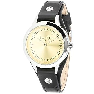 Berydale-Damen-Armbanduhr-mit-Lederband-und-Quarzwerk-BD703-2