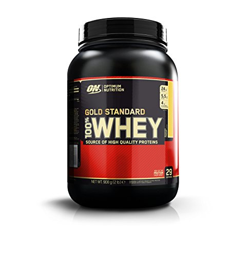 Optimum Nutrition Whey Gold Standard Protein, Banana Cream, 0,9 kg