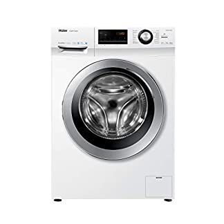 Haier-HW90-BP14636-Waschmaschine-Frontlader-9-kgA-121-kWh-1400-UpMSteam-Dampffunktion-AquaProtect