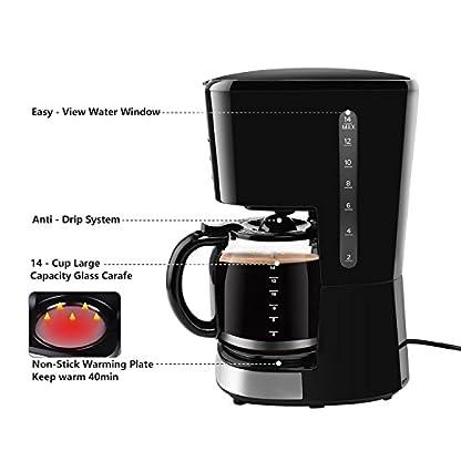 Taylor-Swoden-Macaron-Filterkaffeemaschine-18L-900-Watt-mit-wiederverwendbarem-Filter-und-Heizplatte-Kapazitt-Anti-Drip-System-programmierbare-UhrTimer-BPA-frei-schwarz