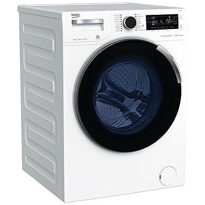 BEKO-Standard-WTY91434CI-Waschmaschine-9-kg-Klasse-A-10-Entsafter-1400-Umdrehungen