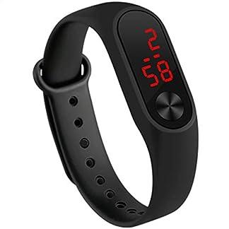 BIDEN-Unisex-Uhren-Ultra-Dnne-Minimalistische-Quarz-mit-Edelstahl-Magnetische-Mesh-Armband