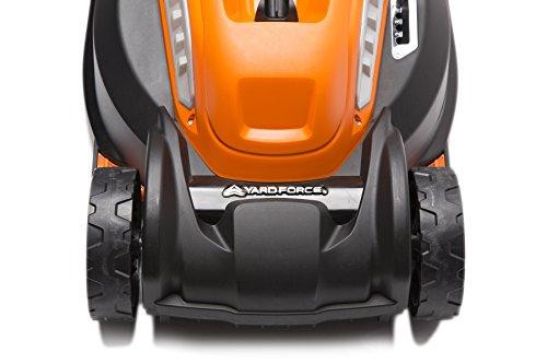 YardForce-LM-G37-Akku-RasenmherLeistungsstarker-40V-Grasmher-mit-7-facher-Schnitthhenverstellung-37cm-Schnittbreite-fr-bis-zu-350m-Rasen