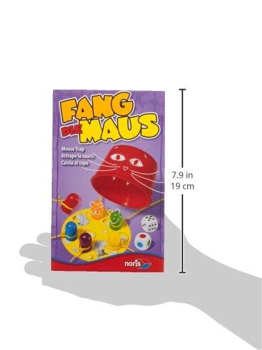 Noris-Spiele-606144011-Fang-die-Maus-Kinderspiel