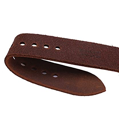 Carty-Vintage-handgefertigte-verrckte-Pferd-Leder-Zulu-Nato-20mm-22mm-24mm-Ersatz-Uhrenarmband