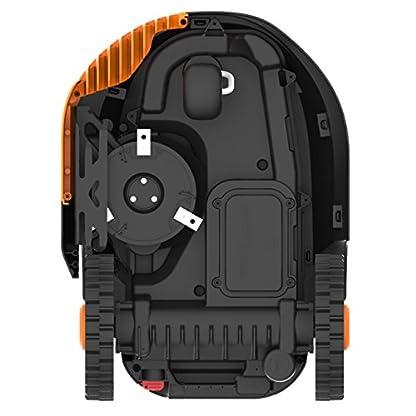 Worx-WR115MI-Landroid-Rasen-Mhroboter-SO700i-bis-700-m2-App-Programmierung-Rasenkanten-Mhfunktion-Multi-Zonen-Orange-522-W-240-V
