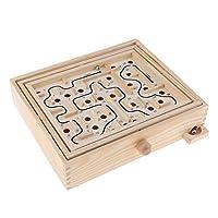 B-Blesiya-Labyrinth-Balance-Board-Geschicklichkeitsspiel-Brettspiel-Knobelspiel-Spielzeug-fr-Kinder-Erwachsene