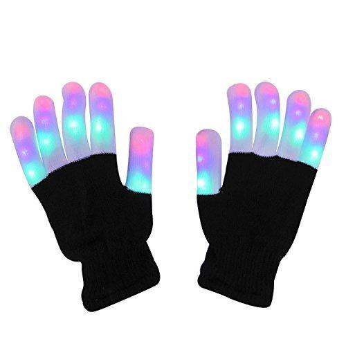 LED-Handschuhe-DAXIN-Party-Handschuhe-Leuchtende-Handschuhe-Licht-handschuhe-mit-bunten-Fingerleuchten-und-6-Blinkmodus-fr-Sport-Party-Tanz-Geburtstag-Disco-Rave-Clubs