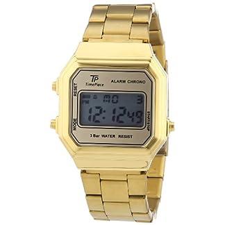 Time-Piece-Herren-Armbanduhr-Digital-Alarm-Chronograph-Digital-Quarz-Edelstahl-TPGA-90732-85M