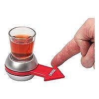 Spin-The-Shot-Drehen-Sie-den-Schuss-Neuheit-trinken-Spiel-Party-Spiel-Erschossen-Sie-Glas-Trinkspiel-by-RIVENBERT