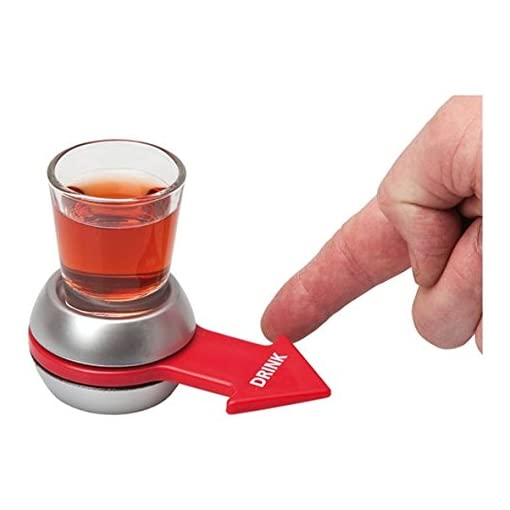 Spin-The-Shot-Drehen-Sie-den-Schuss-Neuheit-trinken-Spiel-Party-Spiel-Erschossen-Sie-Glas-Trinkspiel-by-DURSHANI