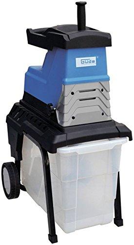 Gde-94375-Gartenhcksler-GH2800SUPER-Silent-2800-W-230-V-Blau