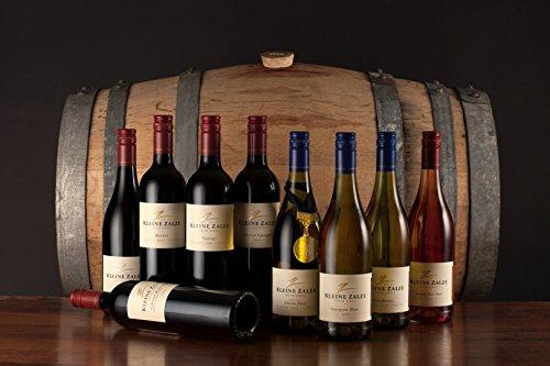 Kleine-Zalze-Cellar-Selection-Sauvignon-Blanc-Sdafrikanischer-Weiwein-Trocken-6-Flaschen–075L
